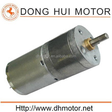 high torque low rpm 3v 6v 12v 24v dc gear motor, 25mm small dc gear motor 24v 12v