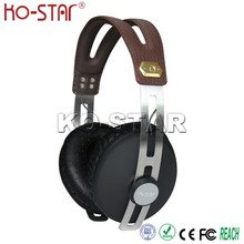 Top Quality Elegant Classical Shenzhen Factory Music Headphones with Stainless Steel Headband