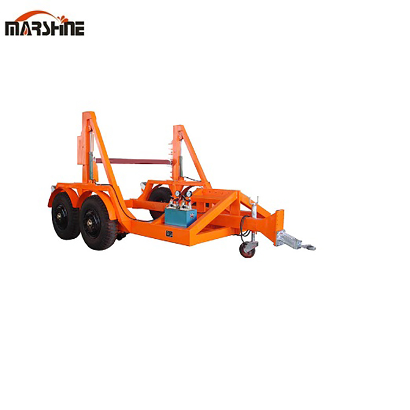 Hot sale Max Speed 80m/min cable drum carrier