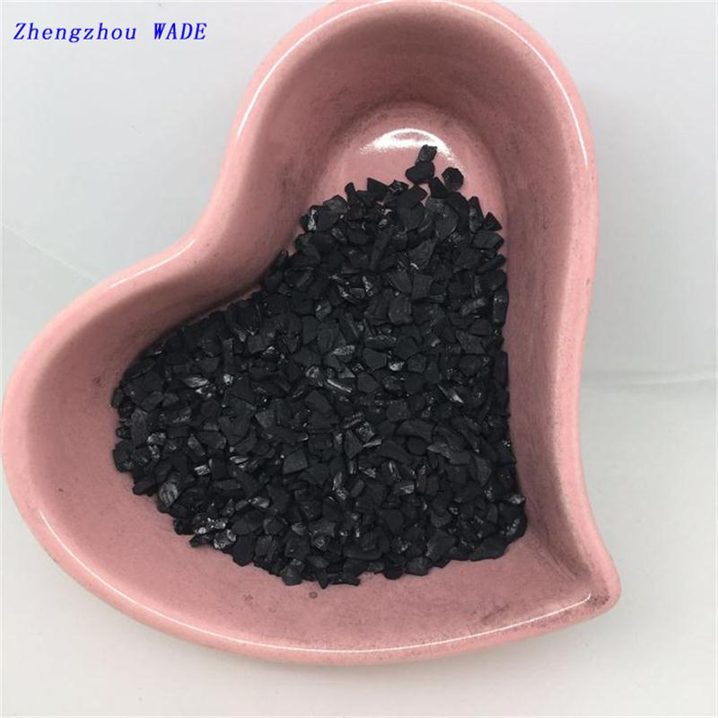 Coconut Shell Charcoal Granules 4*8 mesh/activated carbon