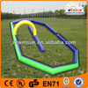 2014 top quality PVC inflatable fence,CE Strong 0.45mm PVC inflatable fence