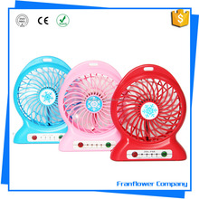 mini portable usb charge industrial water mist fan usha