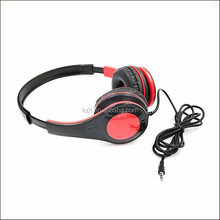 Quality Premium Sound Effect Free Sample Music Wired Headphone With Detachable Wire