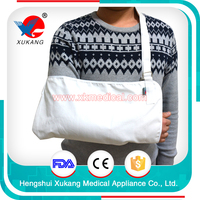 Best selling CE FDA approved medical Arm Sling elbow bring support rehabilitation aid arm sling