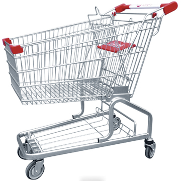 Convenient store shopping trolley, Top supermarket shopping trolley,supermarket shopping trolley