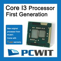 Intel Core i3 350M SLBPK Processor CP80617004161AC 3M Cache 2.26 GHz CPU Wholesale Retial
