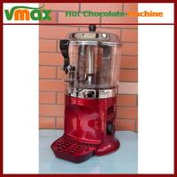 Higher quality hot chocolate dispenser for home