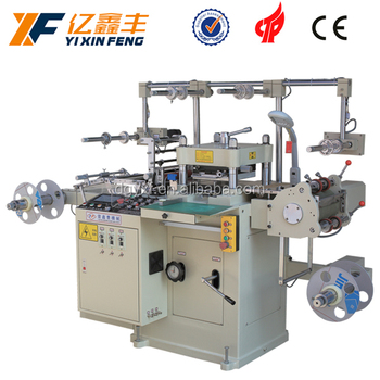 High Sensitivity Printed Sticker Die Cutter Machine