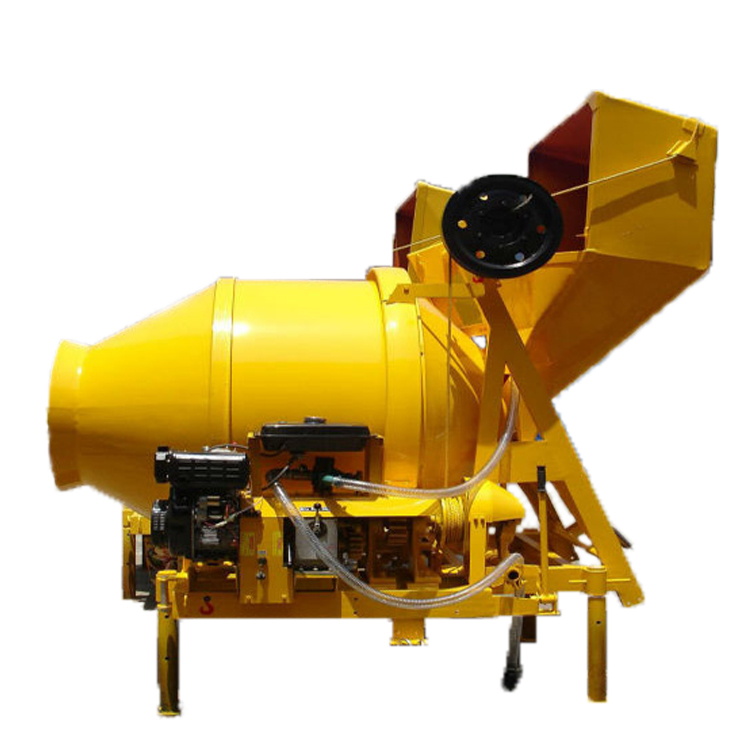 JZR350 Diesel mobile Cement Mixer on sale