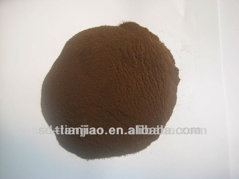 Brown colored maltodextrin to use an instant powdered Chocolate drink