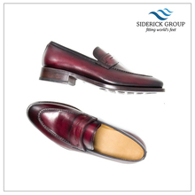High Class Italian handmade Goodyear Welted Luxury Leader Shoes for Men MZPX60277-X13