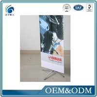 HY04-1 Hot Sale Exhibition Stand Picture Of Iron Stand