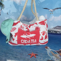 2016 new style Low price cotton tote beach bag waterproof