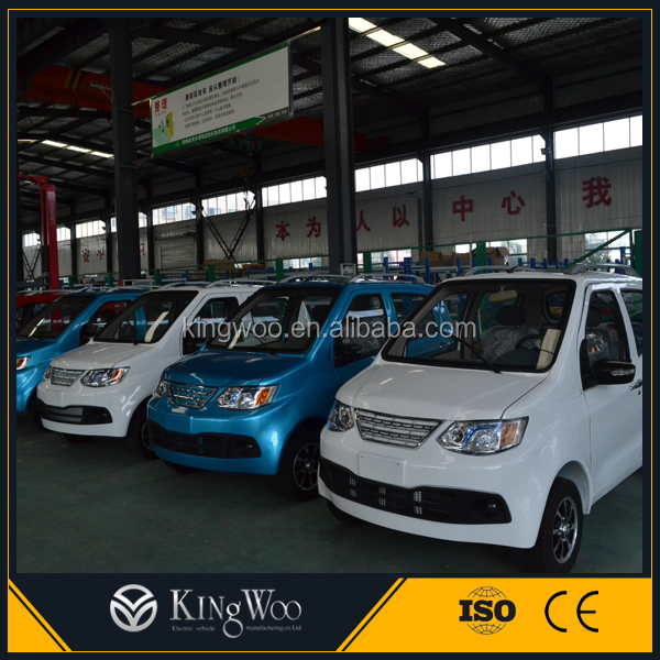 2016 chinese new energy mini electric car with high speed
