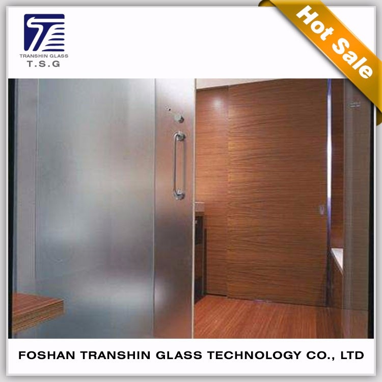 Wholesale Price Custom tempered Bathroom Glass For Shower Room