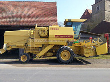 USED MACHINERIES - NEW HOLLAND 8030 COMBINE HARVESTER (2873)