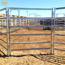6rails galvanized pasture fence panels sheep horse panels