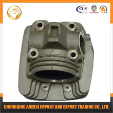 Alibaba Good Supplier Aluminium alloy Motorcycle Cylinder Head for Bajaj