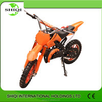 Gas Used 50cc Dirt Bike 2015 New Model/SQ-DB01