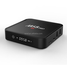 M8s pro s905x tv box Quad Core 64Bit Kobi 17.3 Mini M8S Pro tv box android 6.0 for 1gb 8gb Tv Box update android 7.1
