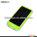 10000mah Solar Power High Capacity Bank Charger PB-SS003