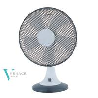 "16"" electric table fan with diamond grills"