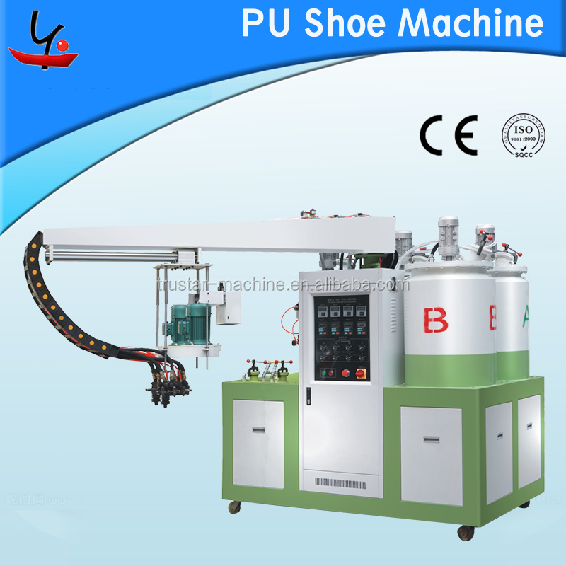New injection moulding machine for shoes/slipper/sole