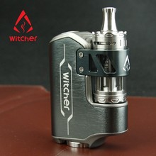 New Model!!! Stylus Pen Like Ultrasonic Nebulizer E-Cigarette Gray Color 75w Witcher With 5.5ml Tank