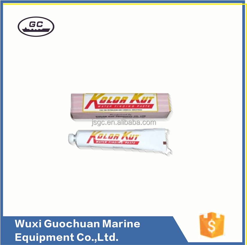 High Quality Water Finding Paste for Petroleum & Chemical Industries Use