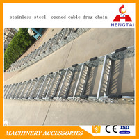 TL New products silver Stainless Steel cable drag chain made in China