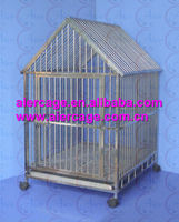 High cost-effective pet houses steel dog crate