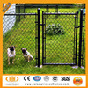 5 foot black vinyl coated chain link fence