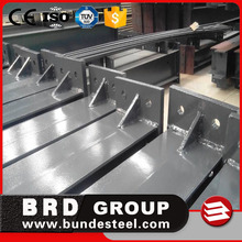 BS or GB Standard heavy duty customized steel structure bridge bailey bridges