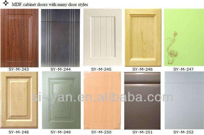 modelo de puertas de cocina-Mobiliario de cocina -Identificación del ...
