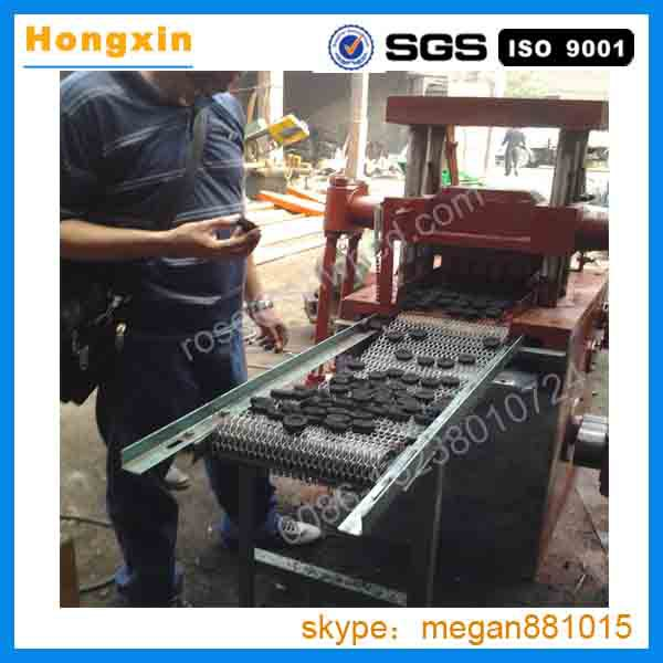 2016 Fully automatic charcoal machine/small machines for making bbq charcoal/coal charcoal powder briquette making machine