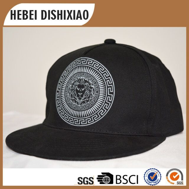 2017 Hot Sell Custom Hats Flexfit Baseball cap Flat Brim Flexfit Snapback Hats and Caps