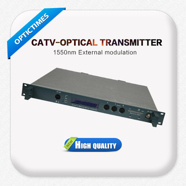 customized highly-linear DFB laser modules 1550 fiber direct modulated optical transmitter