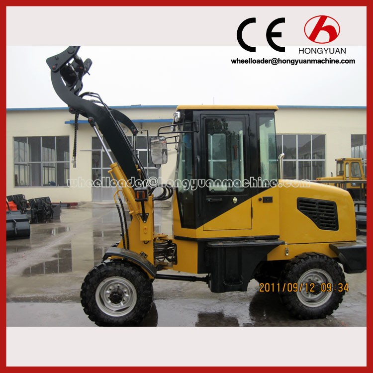 ZL08F mini loader with CE small mini front end loader for sale/mini front end loader for sale