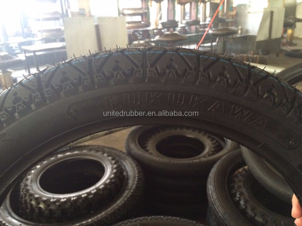 FUKUKAWA TYRE FOR MOTORCYCLE SALE TO DUBAI 3.00-17 3.00-18