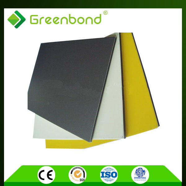 Greenbond modern design interior acp panel for container houses simple structure