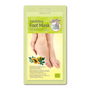 "Exfoliating Foot Mask ""Papaya & Chamomile"""