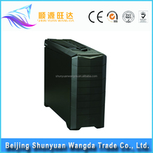 2014 best selling transparent side panel cheap sama computer case atx computer case