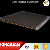 Wholesale Cheap promotional pc sun sheet pc hollow sheet discount