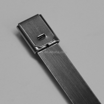 7.9*300mm 7.9mm wide 300mm length fasteners 304 stainless steel cable tie