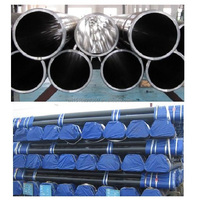 Factory direct sale 4140 honed steel tube for hydraulic cylinder