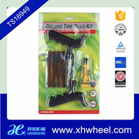 Auto Repair Tyre Tire Tools for Car Bike Motorcycle Puncture Tubeless Repair