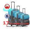 new design,1680D nylon high quality travel luggage set