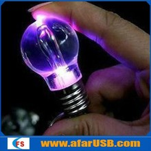 Genuine Cute Light lamp bulb 8GB USB 2.0 Memory Stick Flash Drive Holiday gifts
