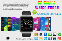 Wrist smart watch phone android 3g wifi GPS bluetooth