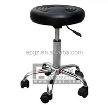 swivel laboratory steel lab stool adjustable height science lab stool chair